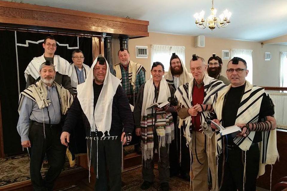Chabad Shul